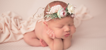 Baby Portrait Photographers Columbus Ohio